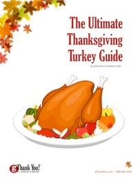 Free eBook- The Ultimate Thanksgiving Turkey Guide by gThankYou