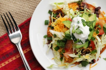 9-Black-Bean-Tostada